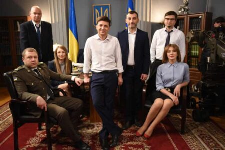 Revealed: 'Anti-Oligarch' Ukrainian President's Offshore Connections - Report
