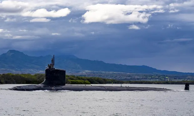 U.S. Navy Engineer Arrested After Trying To Sell Nuclear Submarine Secrets To Foreign Government