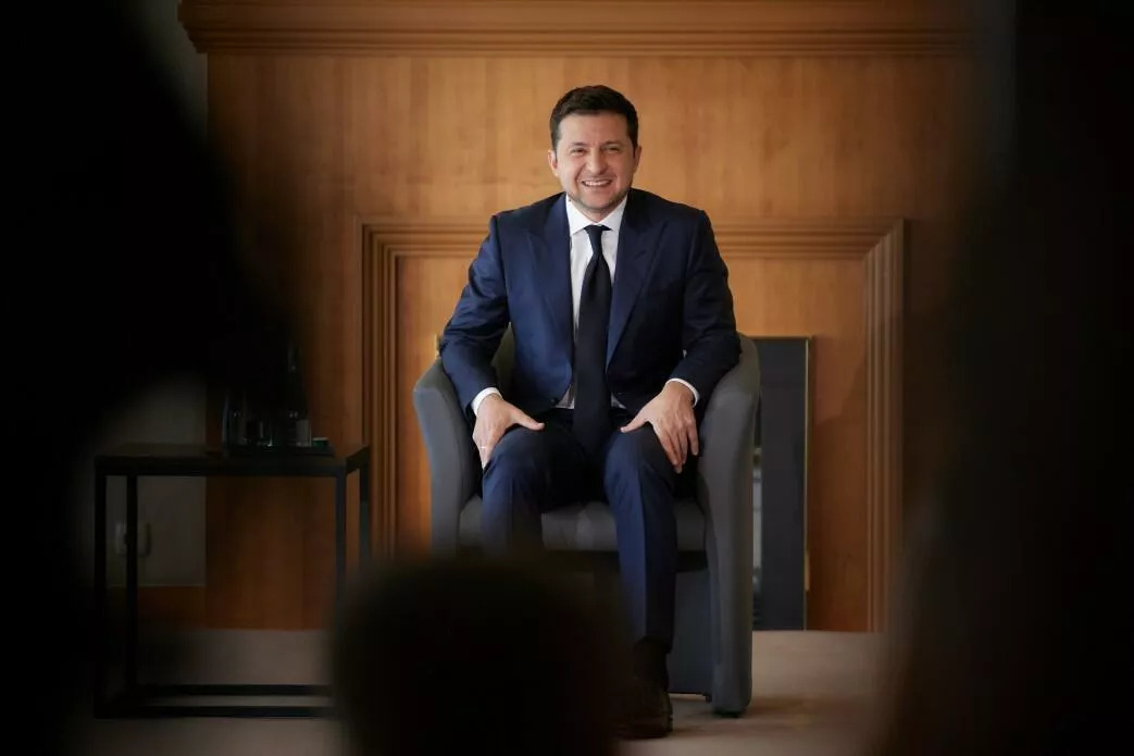 """Zelensky's Presidency Is An """"Interesting Anecdote"""": Head Of Ukrainian President's Office"""