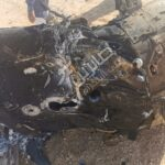 Recent Israeli Strikes Hit T-4 Runway, Syrian Anti-Aircraft Missile Fell In Iraq (Photos)