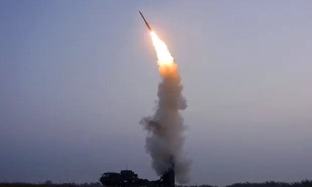 North Korea Tests Brand-New Anti-Aircraft Missile In Second Weapons Test Within A Week
